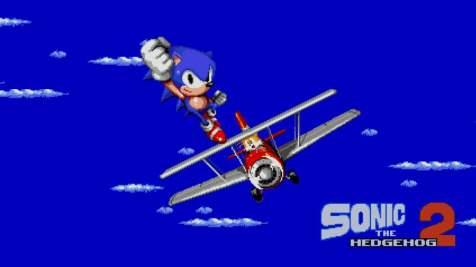 Sonic 2 Ending