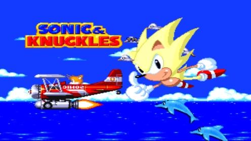 Sonic 3 & Knuckles Super Sonic Ending