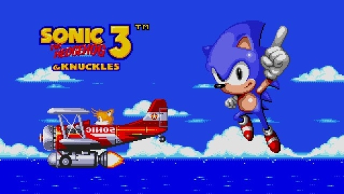 Sonic 3 & Knuckles Ending